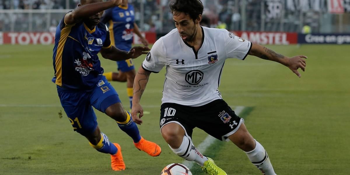 Así vivimos el papelón histórico que protagonizó Colo Colo en la Copa Libertadores