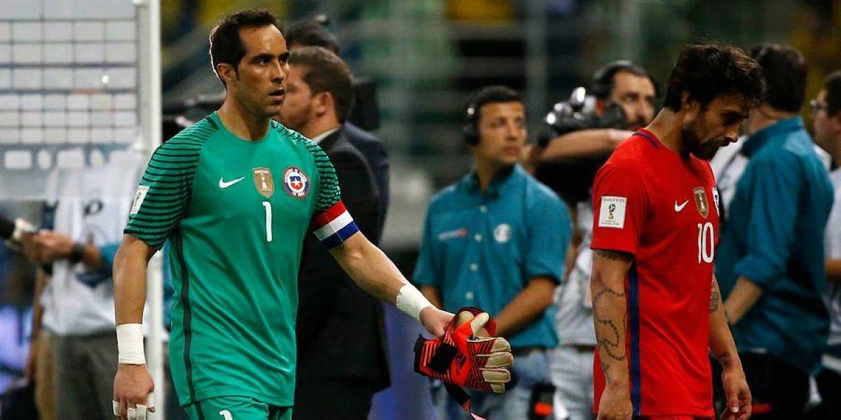 """Bravo defendió su postura sobre la Roja y Salah: """"Nos falta discutir y decir las cosas con altura de miras"""""""