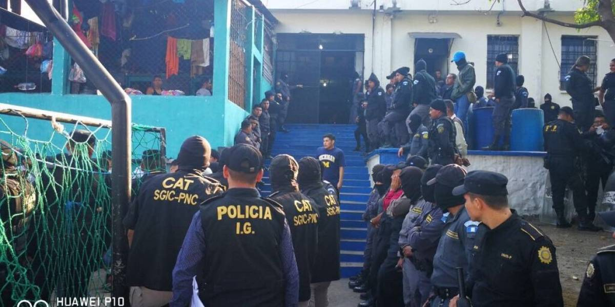 Reos que poseían objetos ilícitos en cárcel El Boquerón enfrentarán nuevo delito