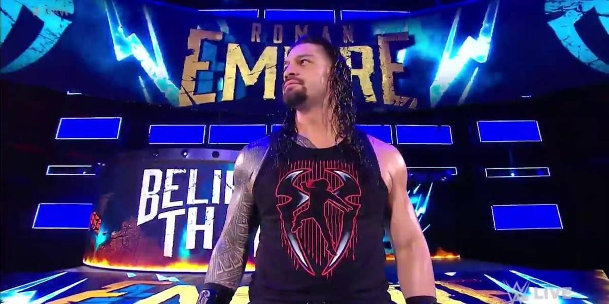 """Roman Reigns """"calienta"""" Wrestlemania: """"Un campeón a tiempo completo mejorará los números de WWE"""""""