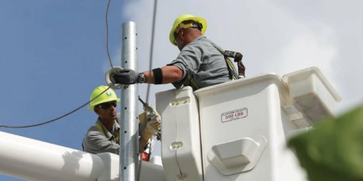 AEE anuncia trabajos a la infraestructura eléctrica de Vieques