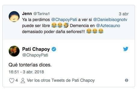 Pati chapoy