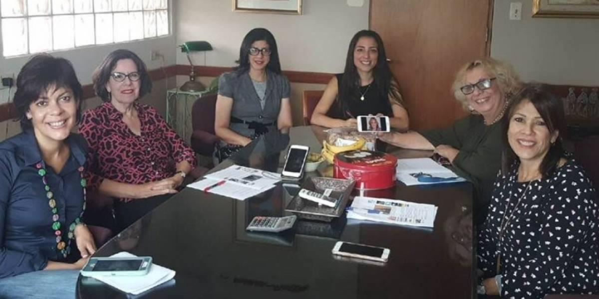 Junte de Mujeres apoya resolución del senador Dalmau