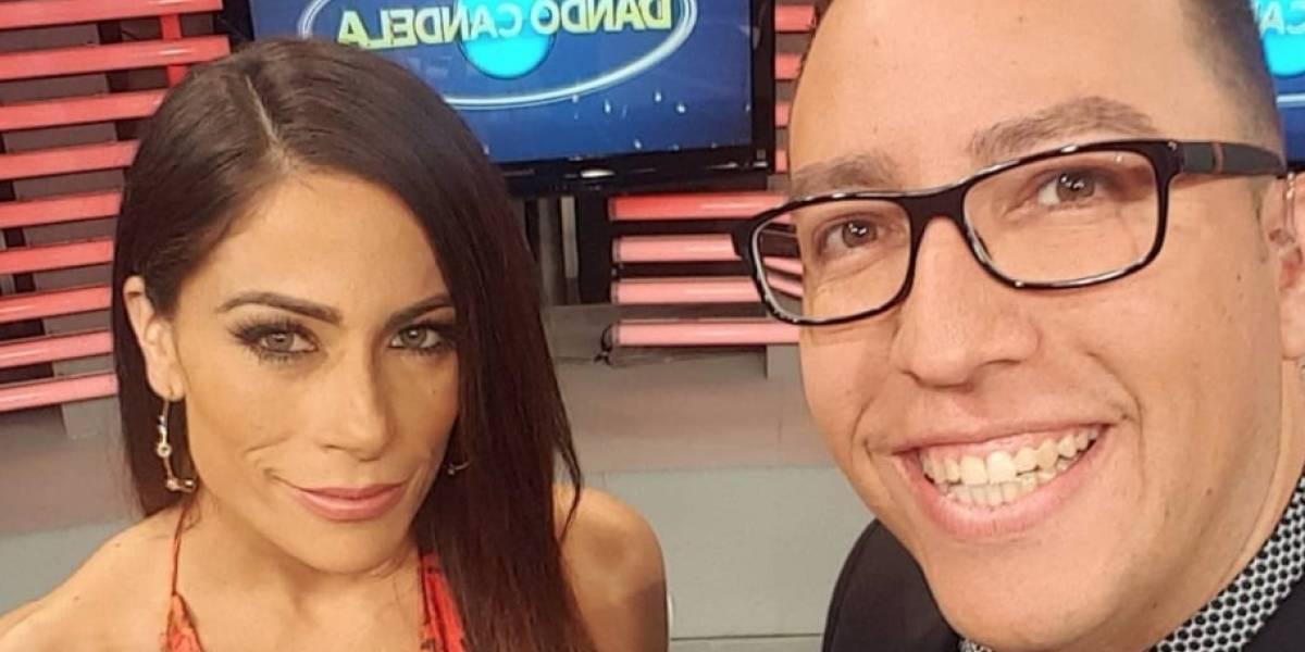 El Nalgorazzi muestra su apoyo a Jessica Serrano