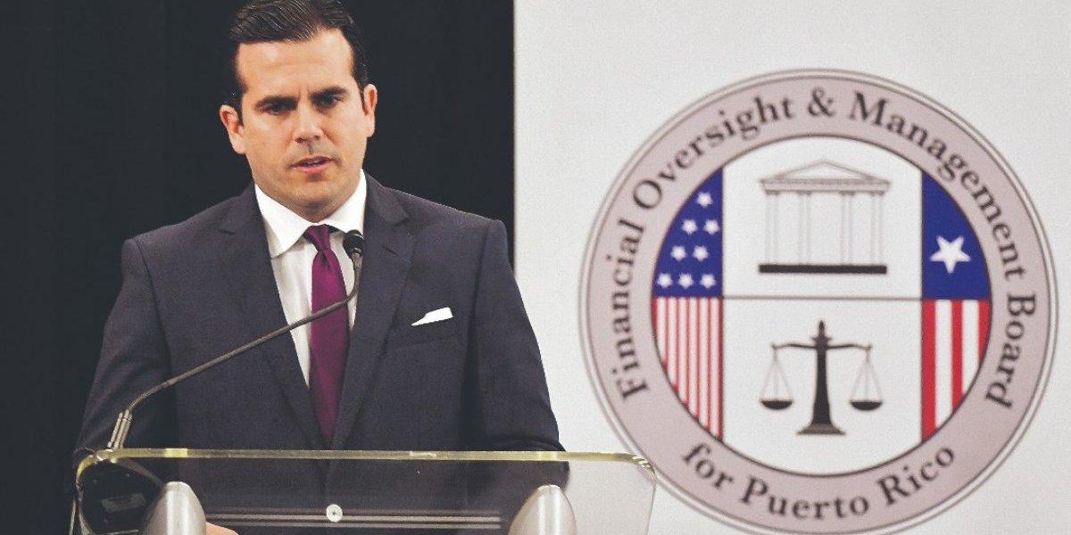 Rosselló insiste en que no va a ejecutar el plan fiscal de la Junta