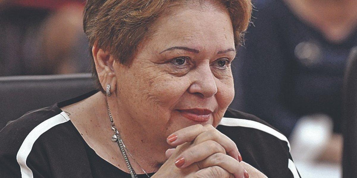 Aida Díaz señala decisión de escuelas envía un mensaje a rama ejecutiva
