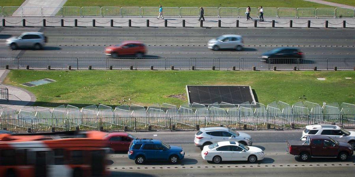 Los fotorradares 2.0 con que buscan reducir la velocidad a 50 km/h y que se financiarán a base de multas