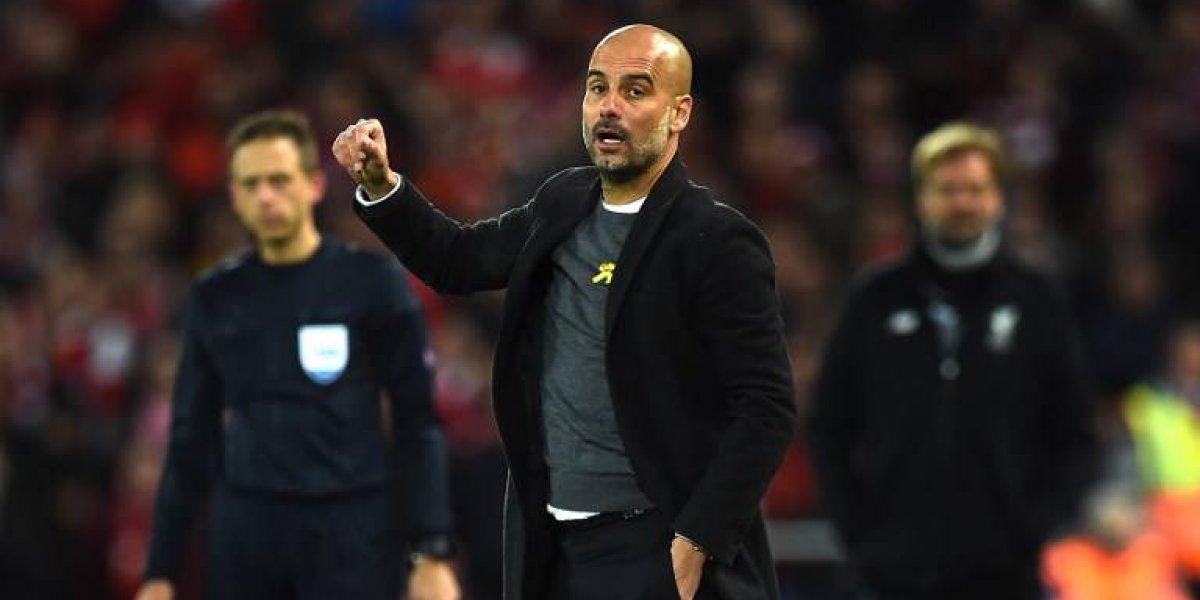 Josep Guardiola confiesa qué estrella del Manchester United estuvo cerca de llegar a su equipo