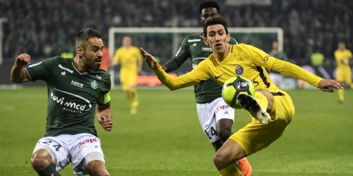 El Paris Saint-Germain retrasa su coronación en Francia después de un empate