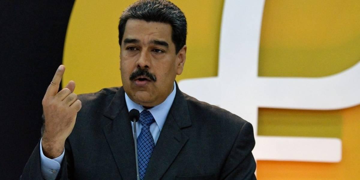 Se registra explosión durante discurso de Nicolás Maduro