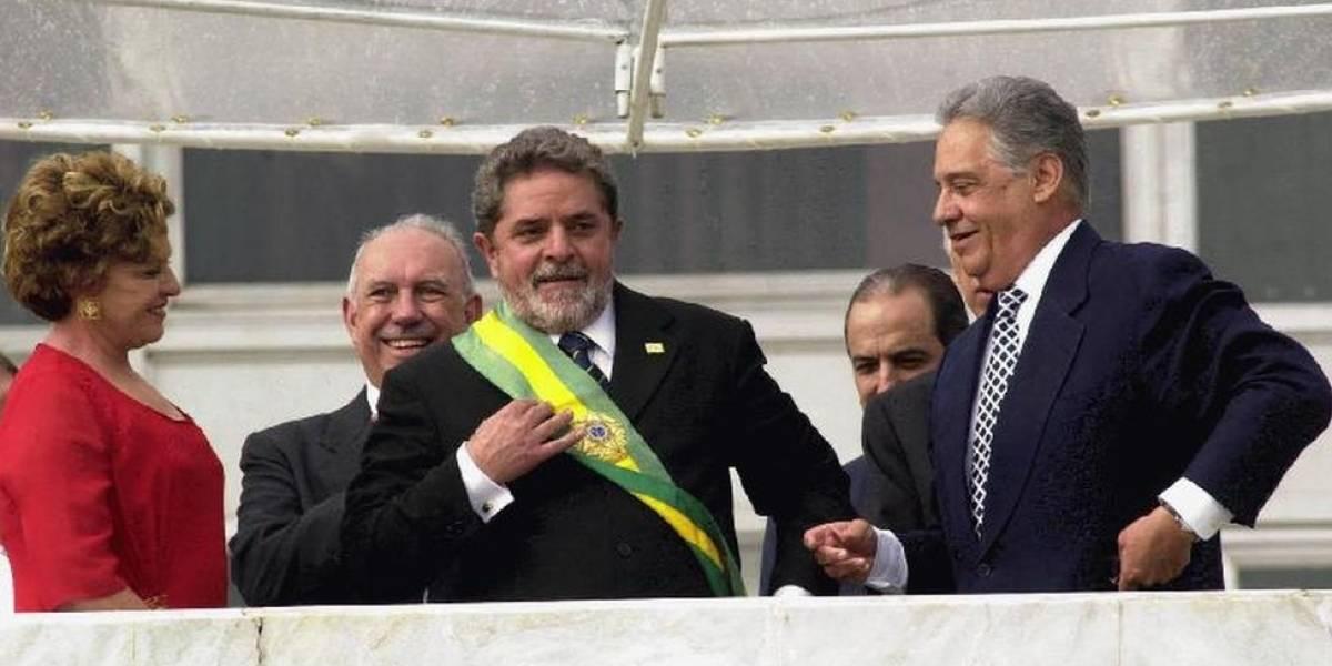 Lula é o primeiro ex-presidente da República preso por crime comum no país