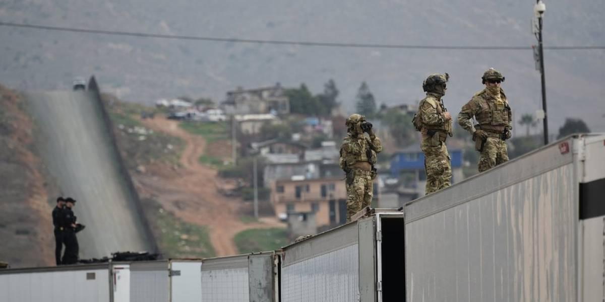Supremo de EE. UU. rechaza demanda contra muro fronterizo