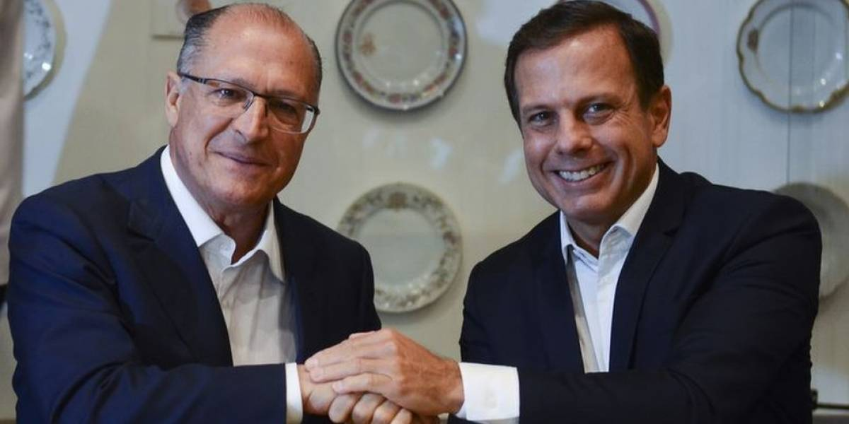Doria descarta candidatura à presidência: 'meu candidato é Alckmin'