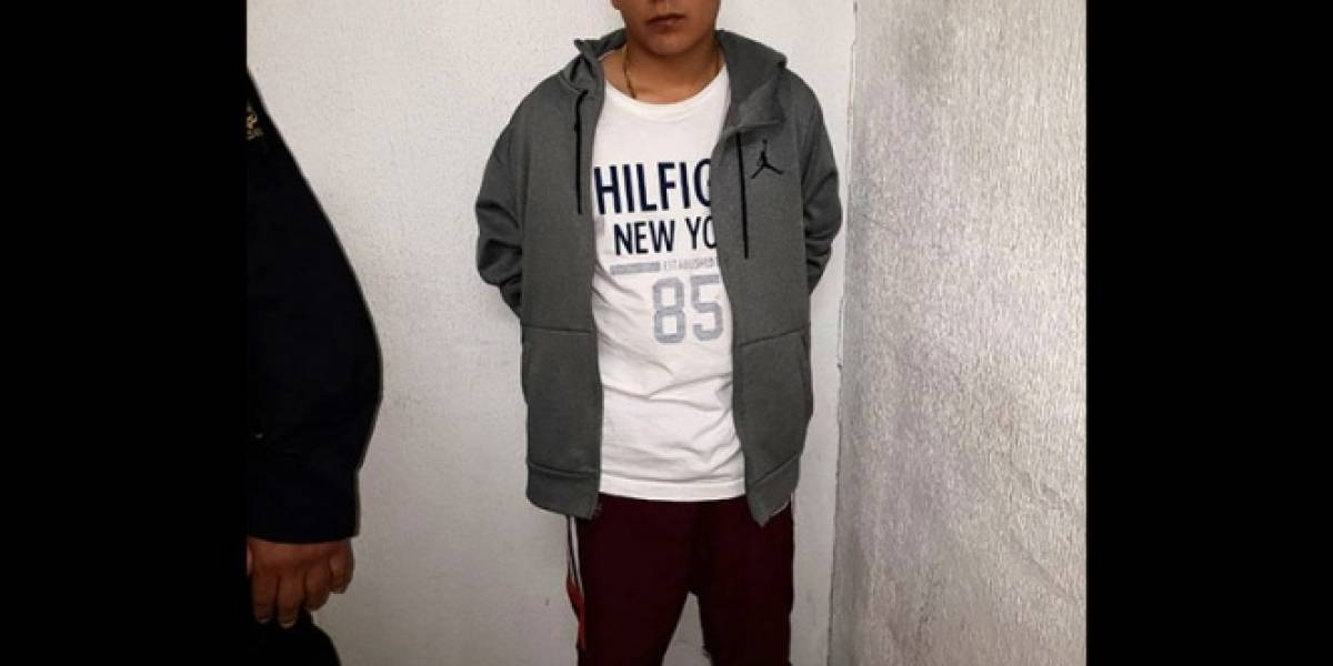 Cae presunto hijo de 'El Ojos' tras persecución en Tláhuac