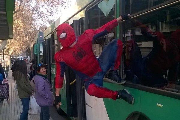 Estúpido y Sensual Spiderman