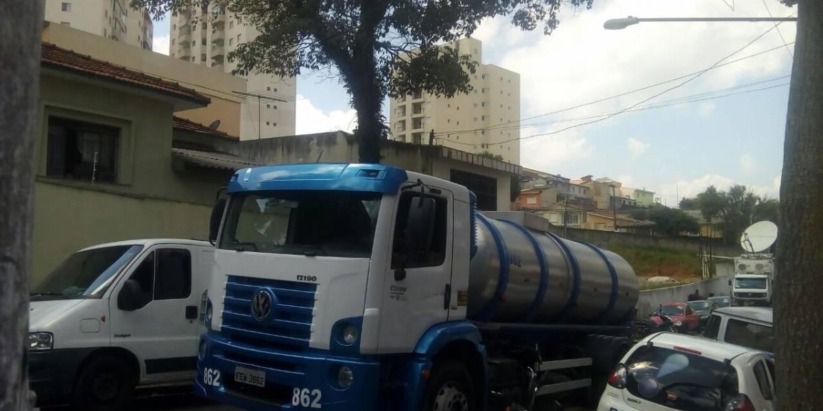 Sede do sindicato dos Metalúrgicos no ABC fica sem água