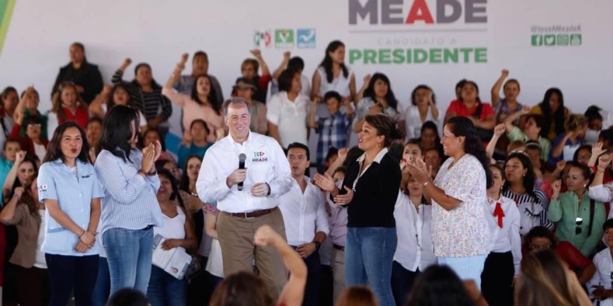 Impulsará Meade guarderías de tiempo completo en apoyo a las trabajadoras