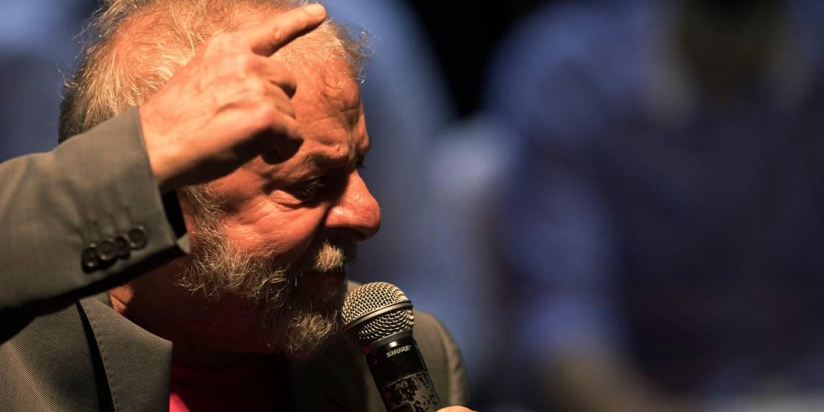 Policía Federal anunció que no arrestará a Lula da Silva este viernes