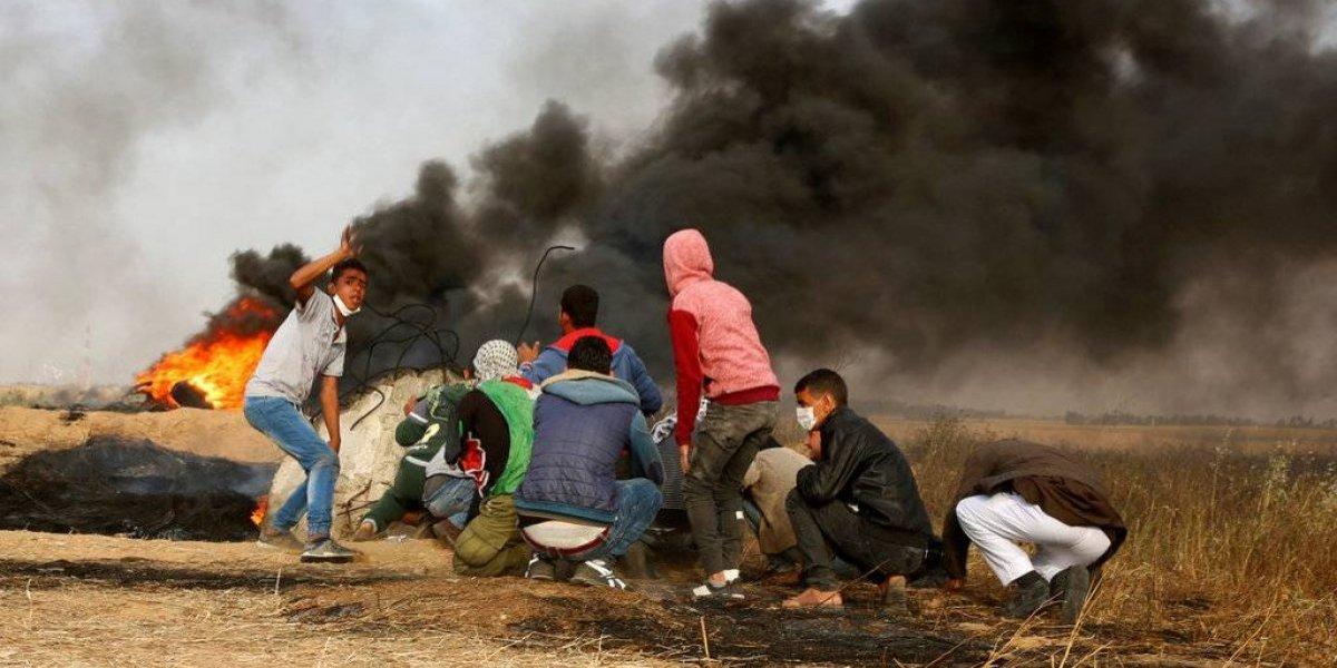 Siete palestinos muertos tras protestas en frontera de Gaza e Israel