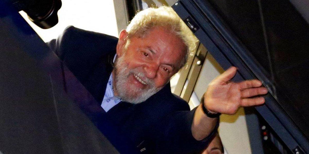 Ricardo Lagos se sumó a los presidentes y líderes sudamericanos y envió su apoyo a Lula da Silva