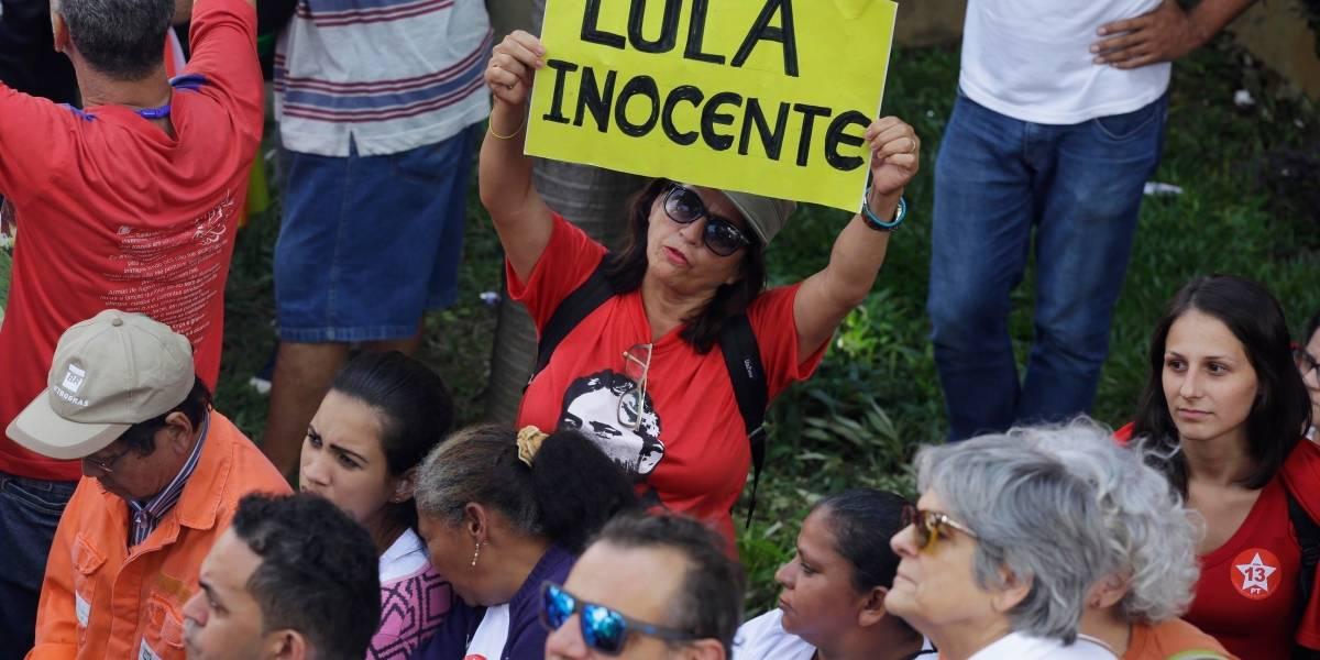 Mayor sindicato de Brasil pide movilización permanente contra prisión de Lula