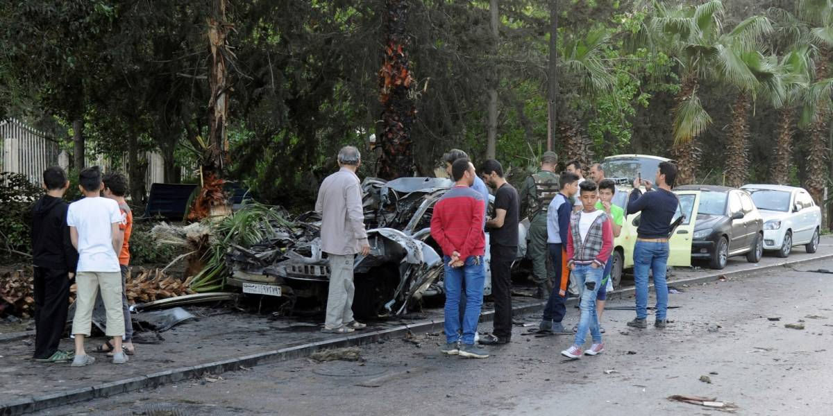 Mueren al menos 36 en nuevos ataques en Siria