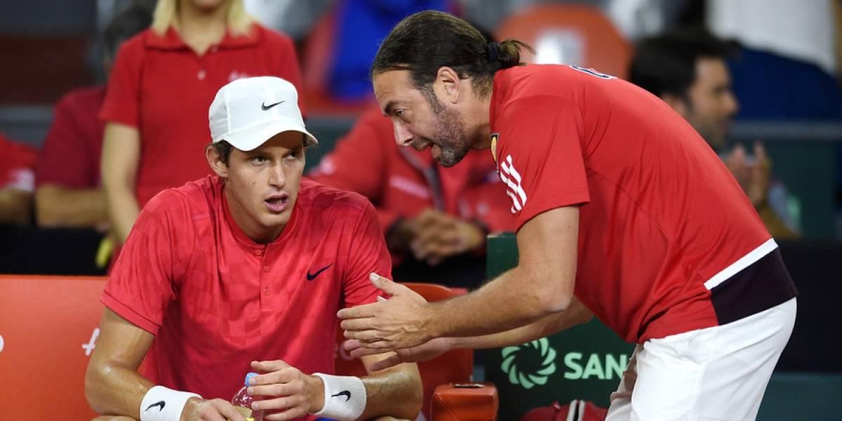 El formato de la fase de grupos en las Finales de la Copa Davis 2019 y el camino que le espera a Chile