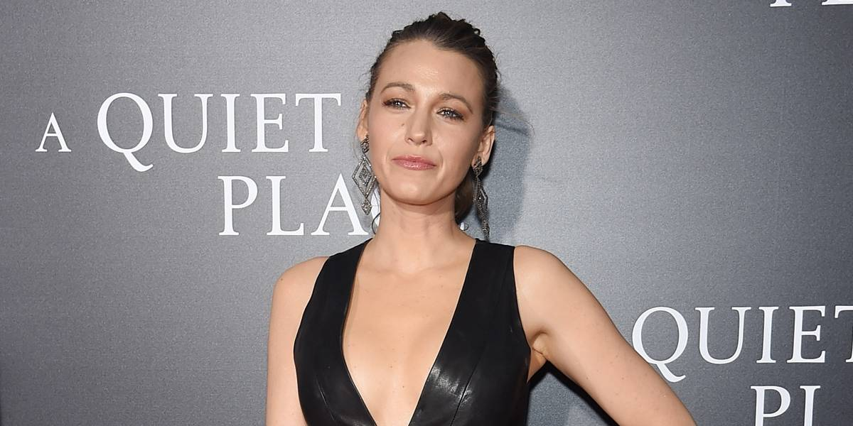 Blake Lively deixa de seguir o marido e apaga todas as fotos do Instagram