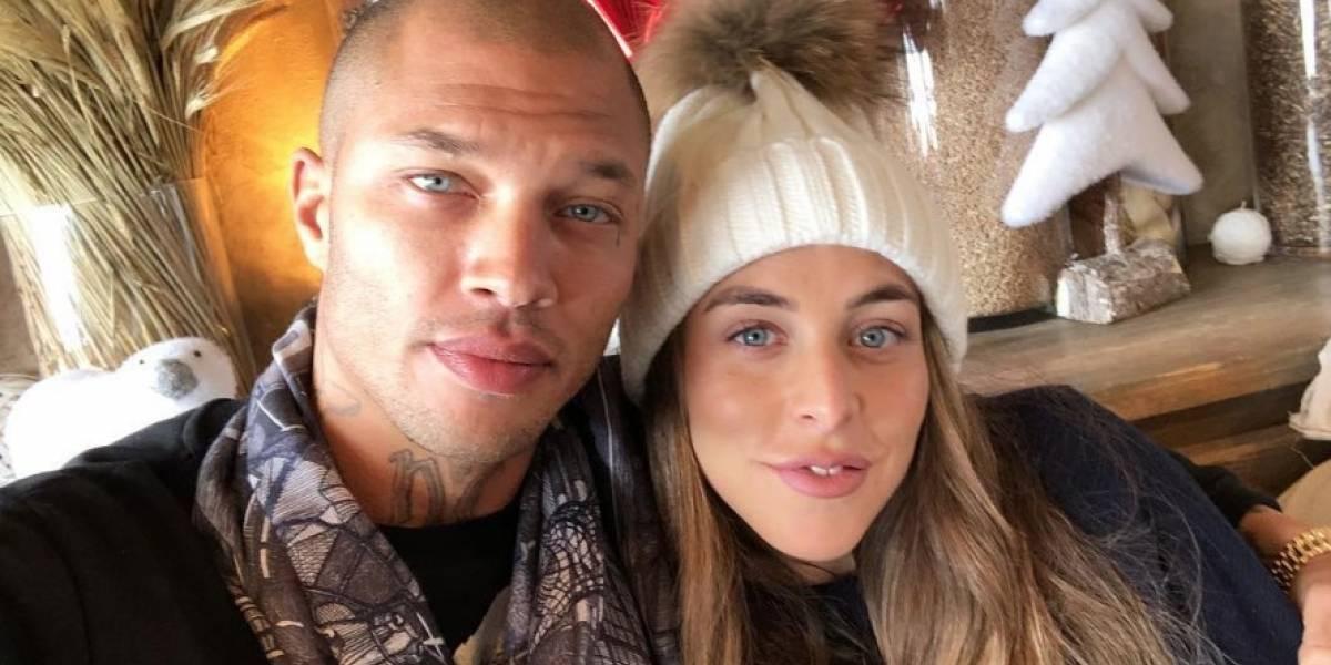 Ex de Marc Anthony se casa con 'el preso más sexy del mundo'
