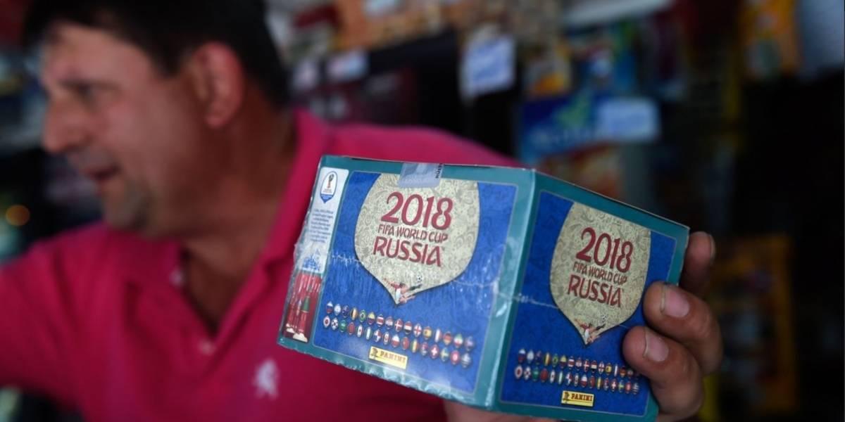 """Venezolano: """"Prefiero comer que llenar el álbum del Mundial"""""""