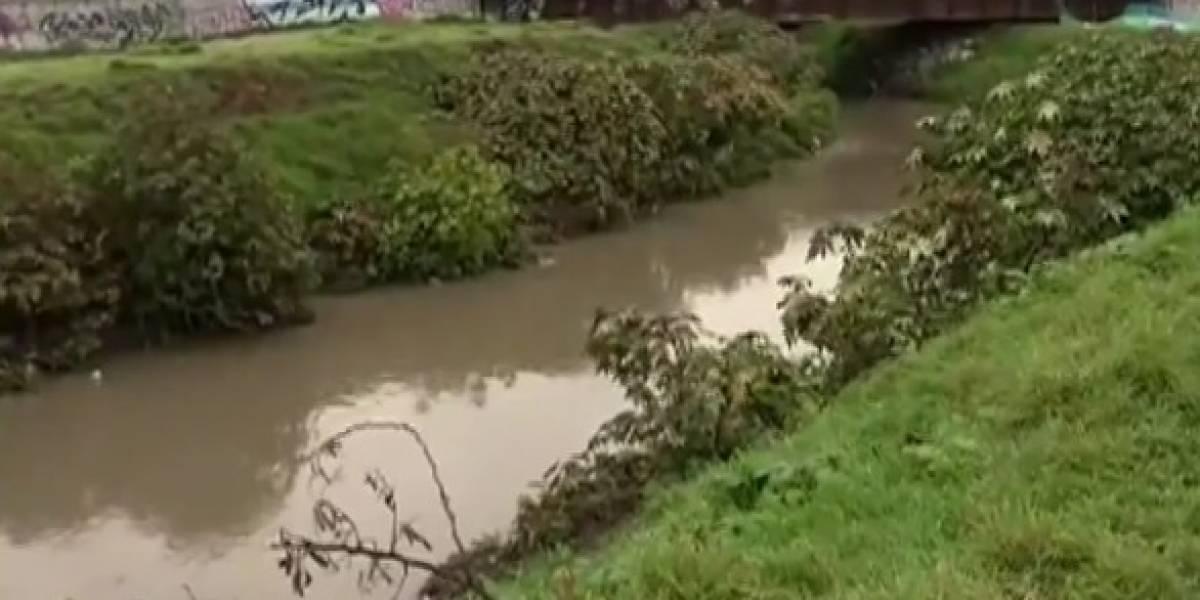 La misteriosa desaparición de un joven que cayó en el río Tunjuelito
