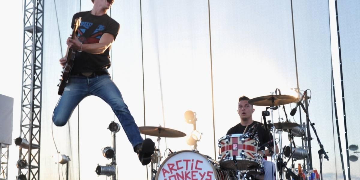 Arctic Monkeys lanzará su nuevo álbum en mayo, 'Tranquility Base Hotel & Casino'