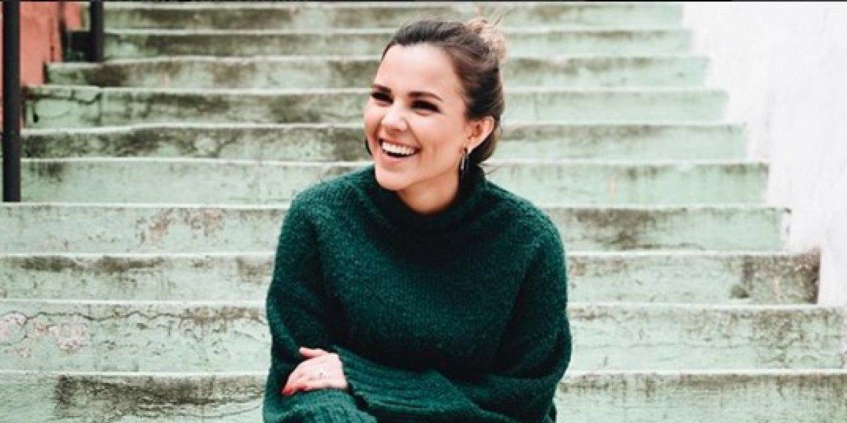 Hija de Cash Luna publica foto que no había compartido de su boda