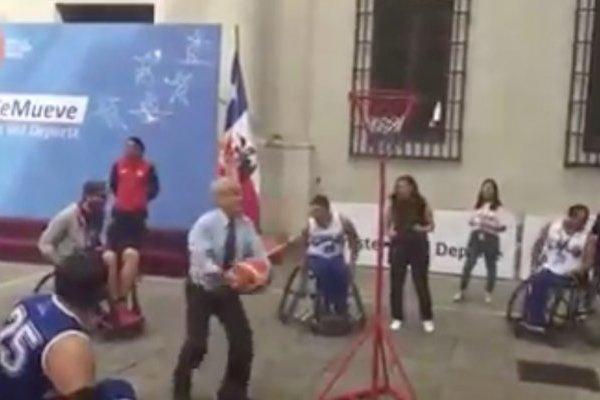 El error de Sebastián Piñera en el homenaje a la Roja