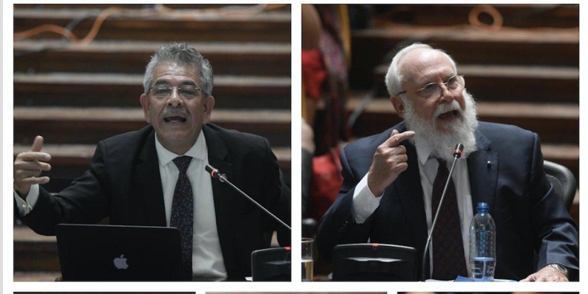 Comisión de Postulación para fiscal del MP finaliza entrevistas a candidatos