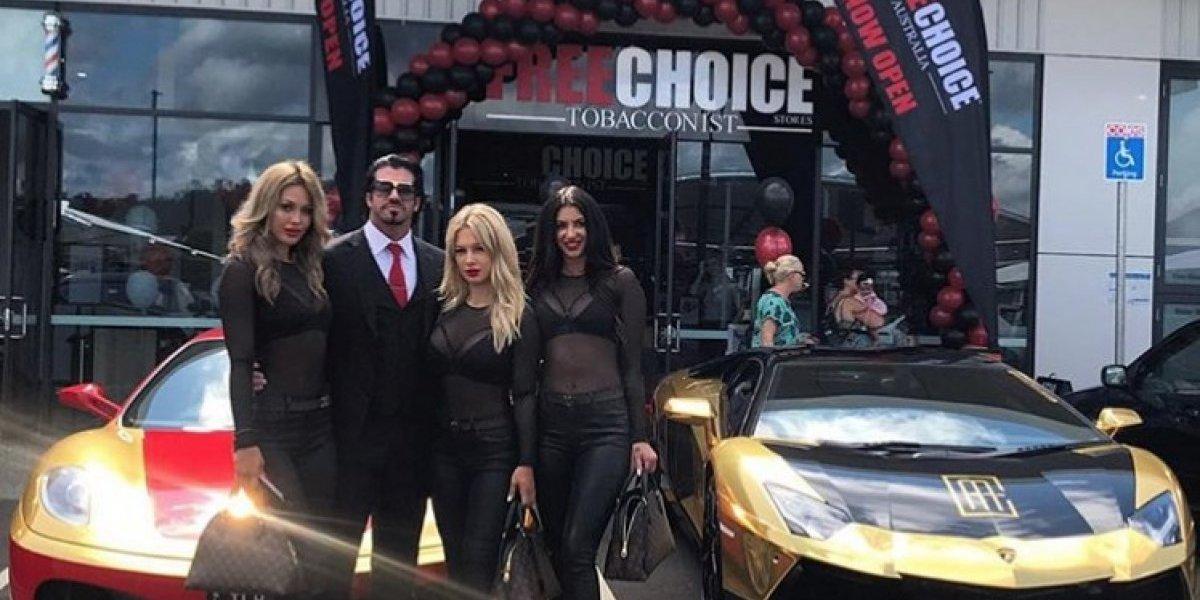 Millonario busca cinco nuevas novias