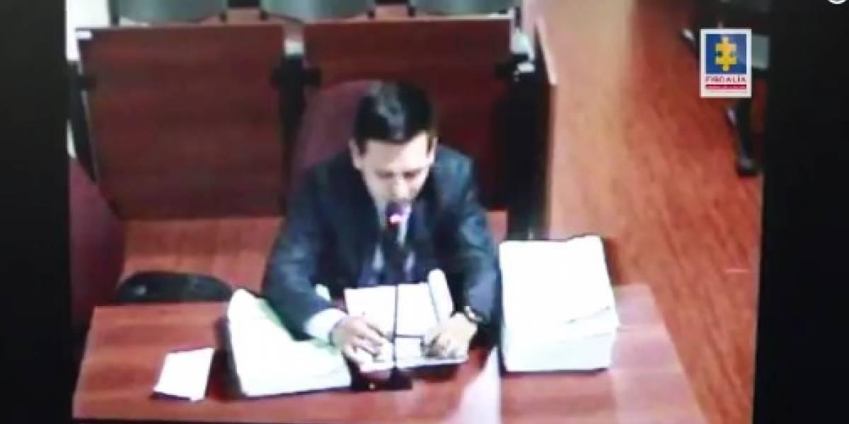 Capturaron a falso fiscal que ordenó libertad de líder camionero