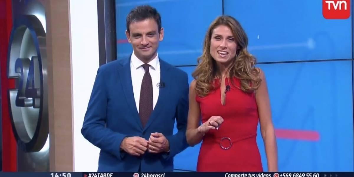"""""""Harto perno el chaleco"""": El divertido chascarro de Gonzalo Ramírez en el noticiero de TVN"""
