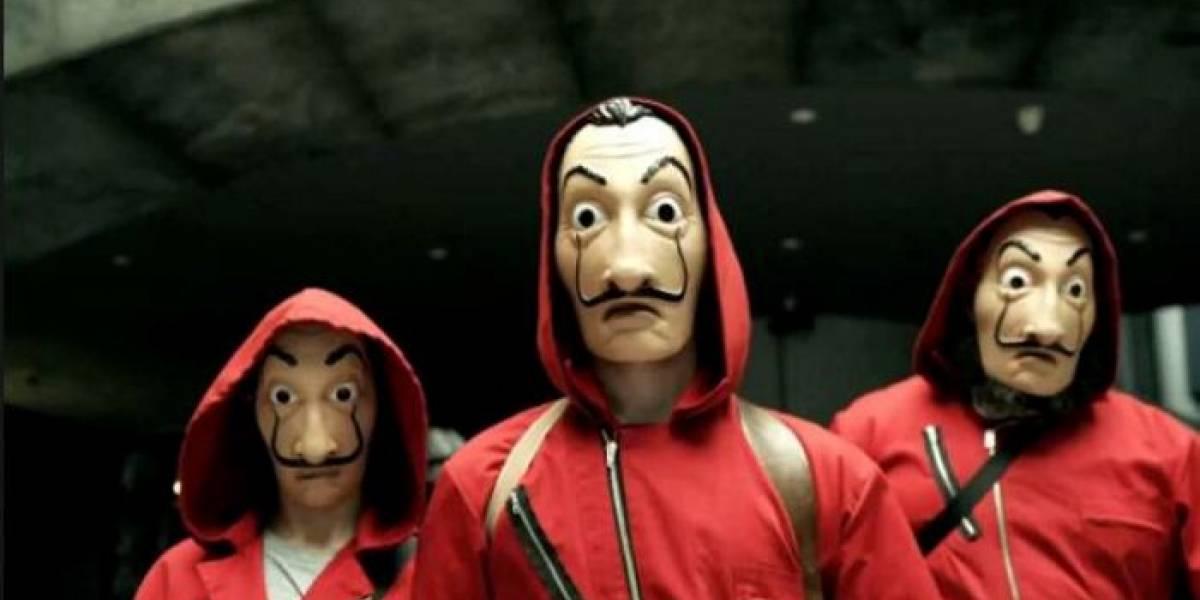 """Argentina desarticula banda de narcos basada en la serie """"La Casa de Papel"""""""