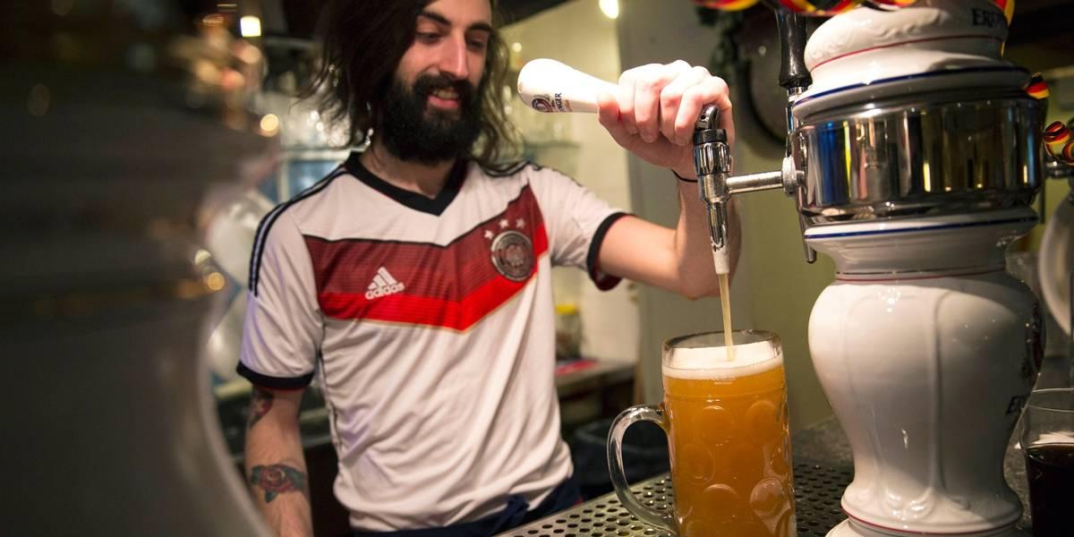Cervejarias da Rússia não preveem crescimento de vendas devido à Copa do Mundo