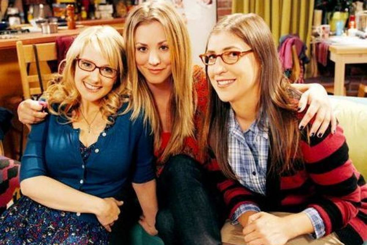 Personajes femeninos en The Big Bang Theory