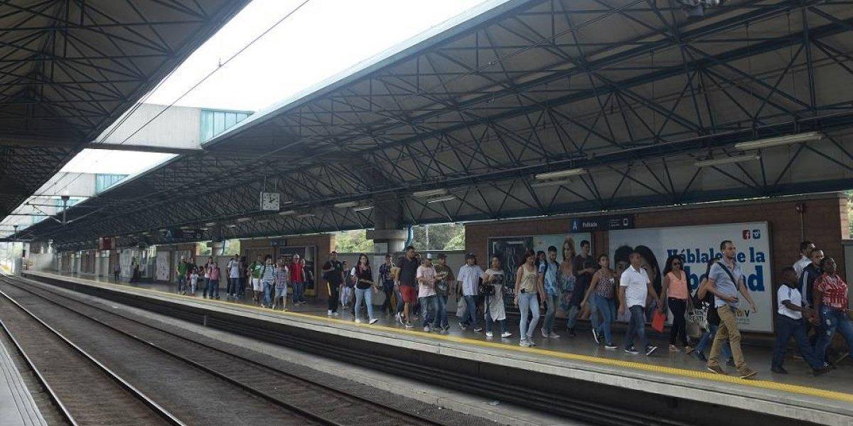 Esta fue la razón de la suspensión del servicio en parte de la Línea A de Metro