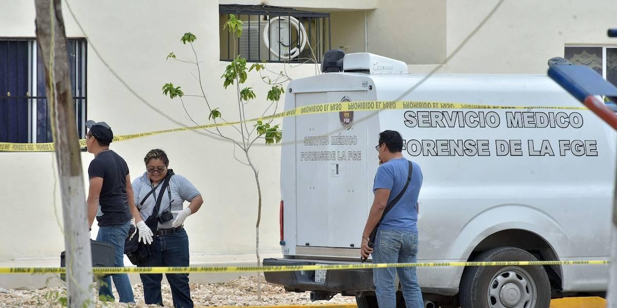 Semefo de Cancún rebasado por tanto asesinato, reconoce Fiscal