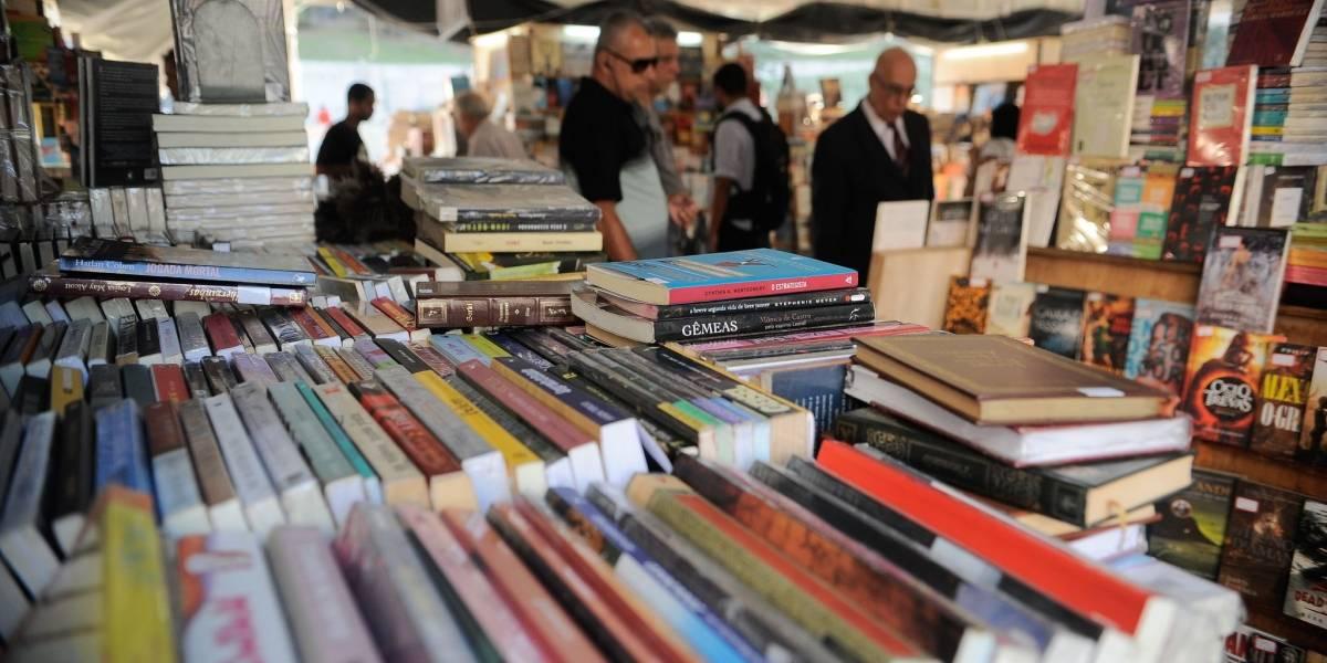 Corre! Feira literária tem livros com desconto de pelo menos 50%