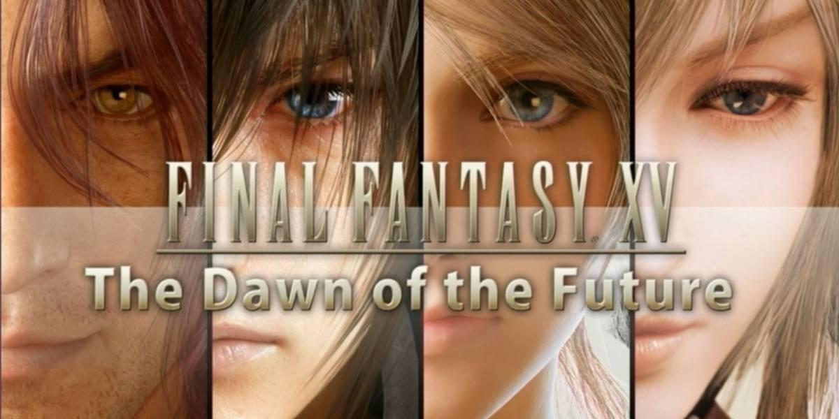 Final Fantasy XV tendrá cuatro nuevos episodios descargables en 2019