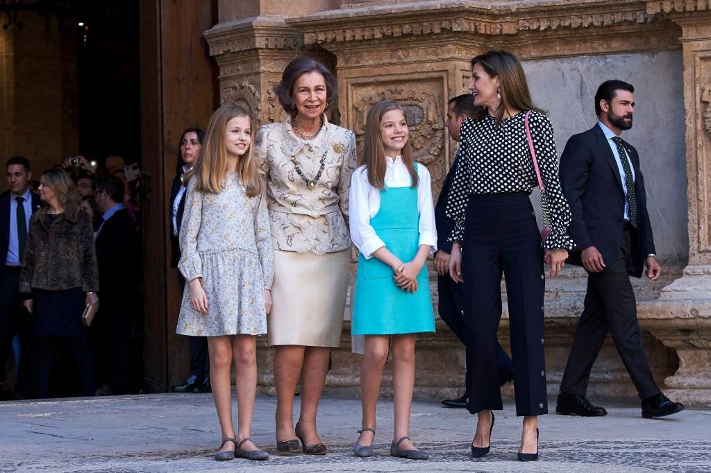 Reinas-España