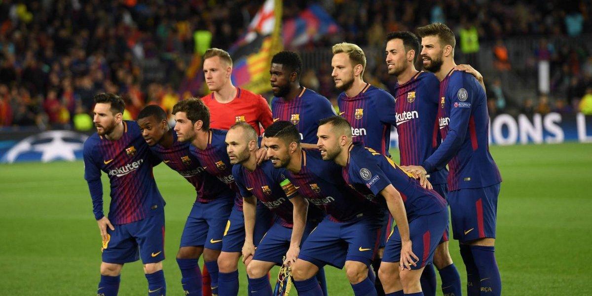 UEFA inicia investigación frente al Barcelona