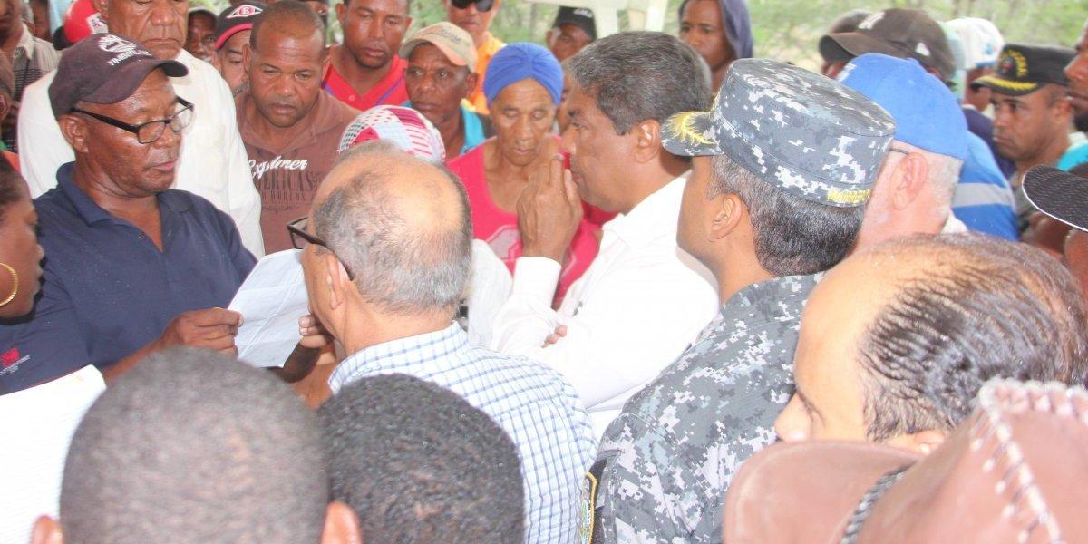 Moradores de Monte Grande protestan en reclamo de mejores reivindicaciones