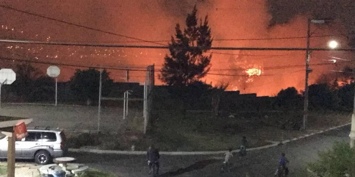 Incendios han destruido unas 2 mil hectáreas de bosque