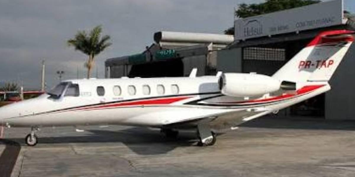 PT aluga jato no Aeroporto de Congonhas